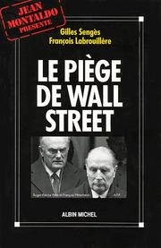Cover of: Le piège de Wall Street