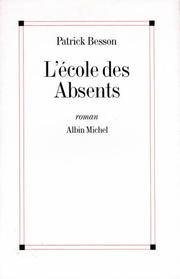 Cover of: L' école des absents