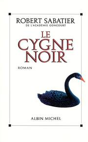 Cover of: Le cygne noir