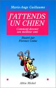 Cover of: J'attends un chien