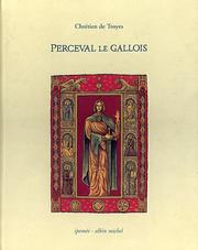 Cover of: Perceval le Gallois