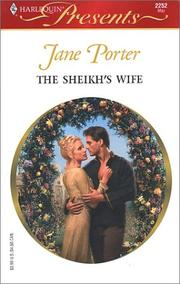 The Sheikh's Wife (Surrender To The Sheikh) (Presents, 2252)
