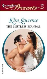 Cover of: The Mistress Scandal  (Passion)