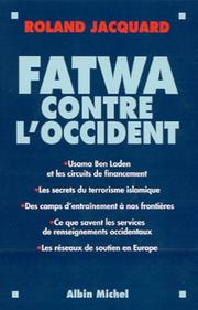 Cover of: Fatwa contre l'Occident