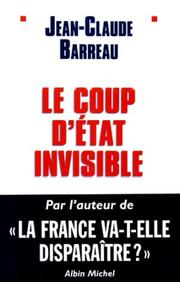 Cover of: Le coup d'Etat invisible