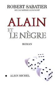 Cover of: Alain et le nègre