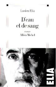 Cover of: D'eau et de sang