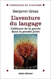Cover of: L' aventure du langage