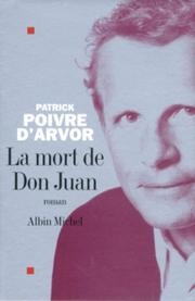 Cover of: La mort de Don Juan