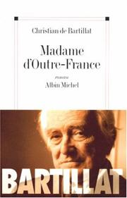 Cover of: Madame d'Outre-France