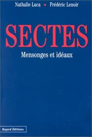 Cover of: Sectes