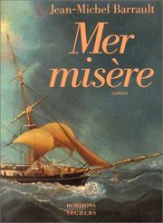 Cover of: Mer misère