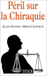 Cover of: Péril sur la Chiraquie