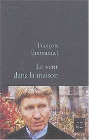 Cover of: Le vent dans la maison