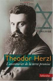 Cover of: Theodor Herzl