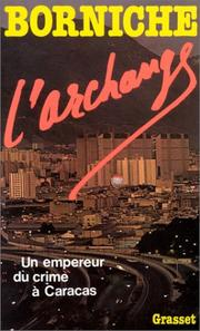 Cover of: L'archange