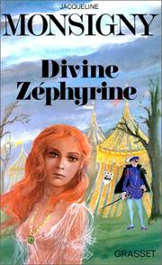 Cover of: Divine Zéphyrine