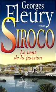 Cover of: Siroco