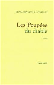 Cover of: Les poupées du diable