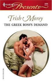 The Greek Bosss Demand (Harlequin Presents)