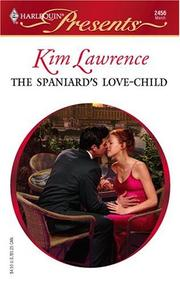 Cover of: The Spaniard's Love-Child