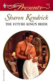 Cover of: The future king