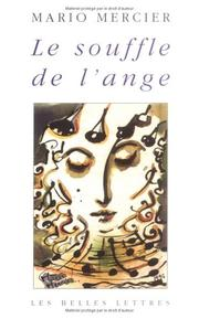 Cover of: Le souffle de l'ange