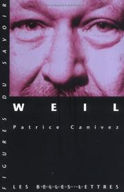 Cover of: Weil