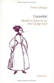 Cover of: Corambé
