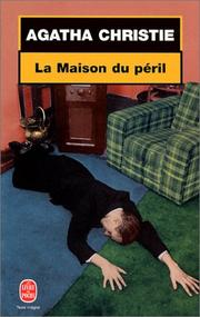 Cover of: La maison du péril