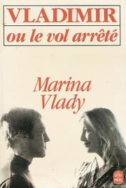 Cover of: Vladimir Ou Le Vol Arrete