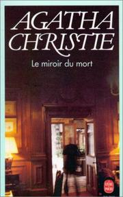 Cover of: Le miroir du mort
