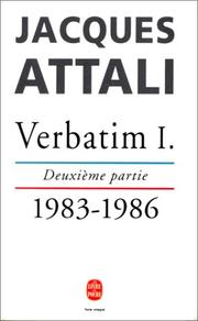 Cover of: Verbatim