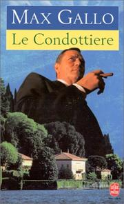 Cover of: Le Condottiere