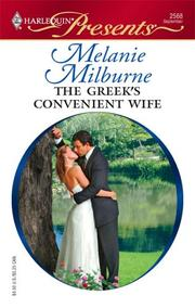 Cover of: The Greek's Convenient Wife