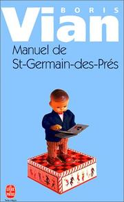 Cover of: Manuel de Saint-Germain-des-Prés