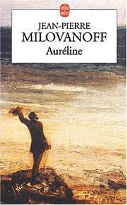 Cover of: Auréline