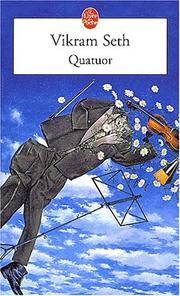 Cover of: Quatuor