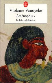 Cover of: Amenophis, tome 1