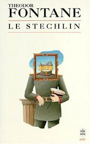 Cover of: Le Stechlin