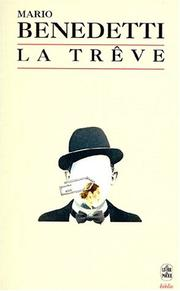 Cover of: La trève