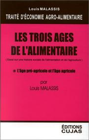 Cover of: Economie agro-alimentaire