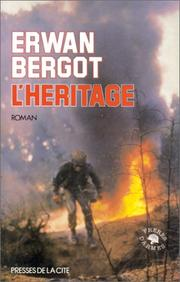 Cover of: L'heritage