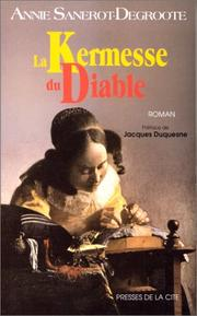 Cover of: La kermesse du diable