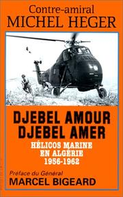Cover of: Djebel amour, djebel amer
