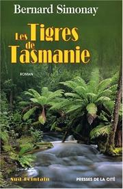 Cover of: Les tigres de Tasmanie