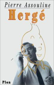 Cover of: Hergé