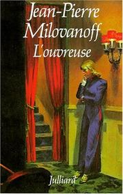 Cover of: L' ouvreuse