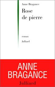 Cover of: Rose de pierre
