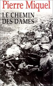 Cover of: Chemin des Dames